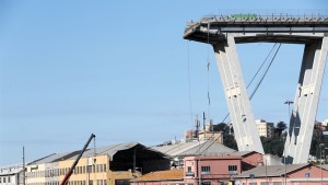 Italian prime minister declares state of emergency after bridge collapses