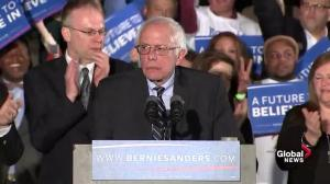'We have sent the message': Bernie Sanders on New Hampshire win