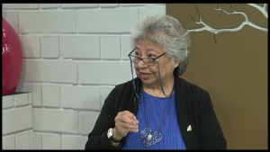 Residential school survivor, Elder and Indigenous Studies Professor Emeritus (Trent University) Shirley Williams with an invitation to the community