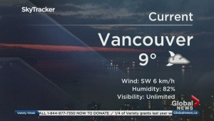 BC Evening Weather Forecast: Oct 31