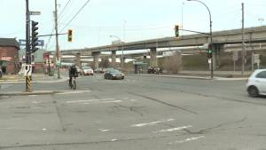 Turcot pedestrian bridge one step closer to reality? (01:58)