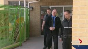 David Woods testifies at murder trial of his wife
