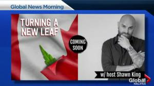 Shawn King hosts Turning a New Leaf Podcast