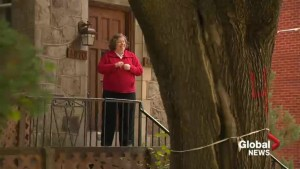 NDG woman fighting to keep city from cutting trees on her property