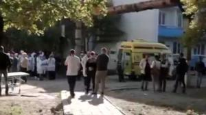 Student goes on shooting spree, kills 19 at Crimea college