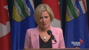 Energy industry leaders meet with Alberta premier, express 'concern & urgency'