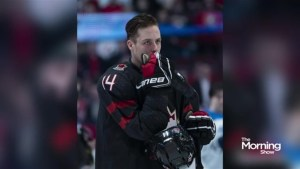 Team Canada captain faces hate on social media