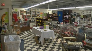 Calgary collector's 'museum' of treasures up for sale