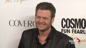 Blake Shelton named Sexiest Man Alive – and not everyone agrees