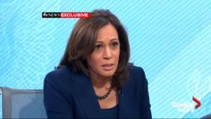 Democratic U.S. Sen. Kamala Harris announces 2020 White House bid