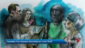 Scarborough woman accused of attack at Canadian Tire store likely 'lone wolf': terrorism expert
