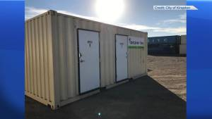 $71-thousand portable washroom to be placed at Breakwater Park in 2020