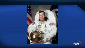 Commander John Herrington is the first Indigenous astronaut for NASA
