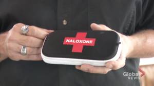 Downtown Peterborough businesses will have access to naloxone kits