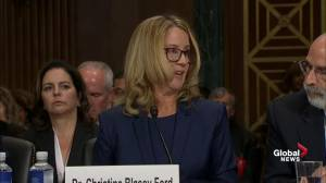 Dr. Christine Blasey Ford outlines how Brett Kavanaugh allegedly sexually assaulted her