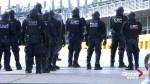 U.S. troops get ready as migrant caravan draws nearer top U.S. border