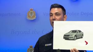 VPD ask Fraser Street hit-and-run driver to come forward
