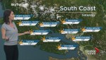 BC Evening Weather Forecast: Mar 9