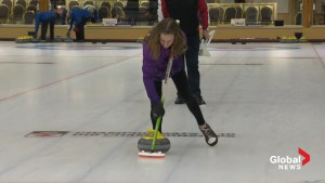 Moncton para-athlete looks to compete in curling nationals in 2 years