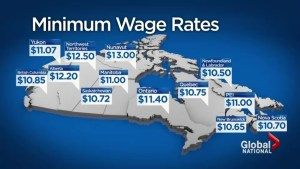Would a $15 per hour minimum wage force companies to lay people off?