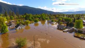 Some Grand Forks residents unable to return home one year after devastating floods