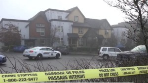 Violent home invasion and fatal shooting both in Nanaimo