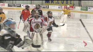 Young players show off their talents at Liftlock atom skills competition in Peterborough