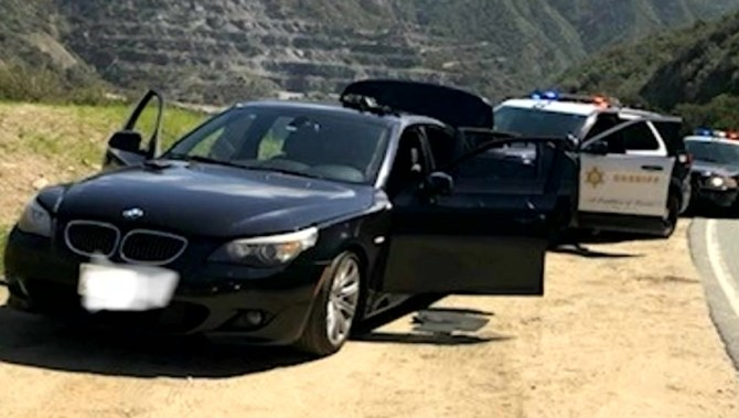 California police respond to kidnapping call, find out it's actually a music video shoot