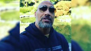 Dwayne Johnson invites boy who rescued his brother to Vancouver