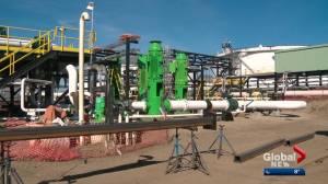 Discount on Alberta oil reaches record levels