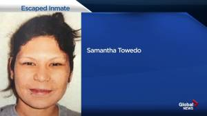 Police ask public for help finding escaped inmate in Edmonton
