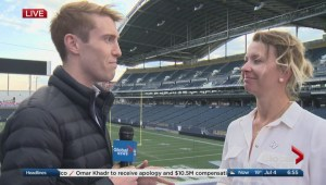 Blue Bombers ready for home opener