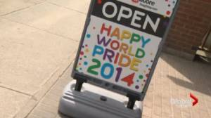Communities outside GTA promoted to LGBT community.