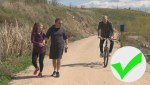 Etiquette urged when using the Okanagan Rail Trail