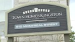 The future of Town Homes Kingston to be voted on tonight at City Hall