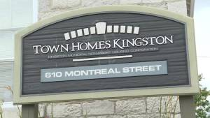 The future of Town Homes Kingston to be voted on tonight at City Hall (01:51)