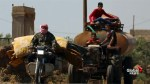 Government troops advance on 'cradle' of Syria's uprising