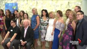 Fashion Blooms at the Pacific Autism Family Network fundraiser