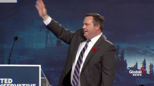 Full Speech: Jason Kenney addresses United Conservative Party of Alberta after leadership win