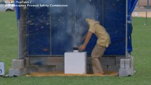 Exploding mannequins star in unintentionally creepy and hilarious firework safety video