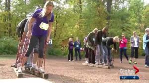 Camp for people with aphasia offers therapeutic benefits