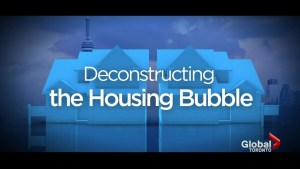 What's with the Toronto housing bubble?
