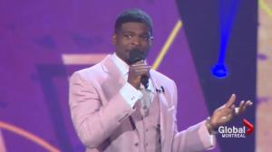 P.K. Subban wows at Just For Laughs