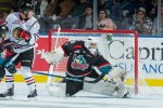 Rockets take on Winterhawks without Salmond