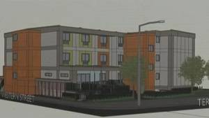 Vancouver unveils new temporary modular homes