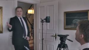 Iceland PM walks out on interview after being questioned about Panama Papers allegations