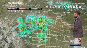 Edmonton Weather Forecast: June 4