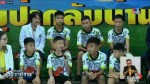 Thai cave boys and coach recount ordeal in first public appearance