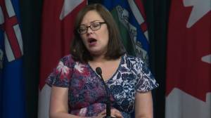 Ganley says she doesn't expect much tax revenue from cannabis immediately
