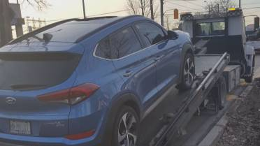 It sounded like a gunshot': Driver speaks out after Hyundai
